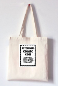 Kitchener Comic Con 2019 - Goodie Bag Inserts
