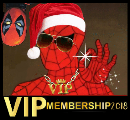 Kitchener Comic Con - 2018 VIP Membership