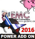 Emiko's Mini Convention; 2016 -:Event Table:- Power Add+on
