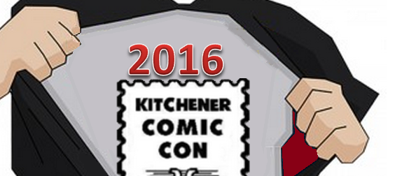 Kitchener Comic Con - $2 Supporter