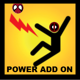 Kitchener Comic Con - Table POWER Addon